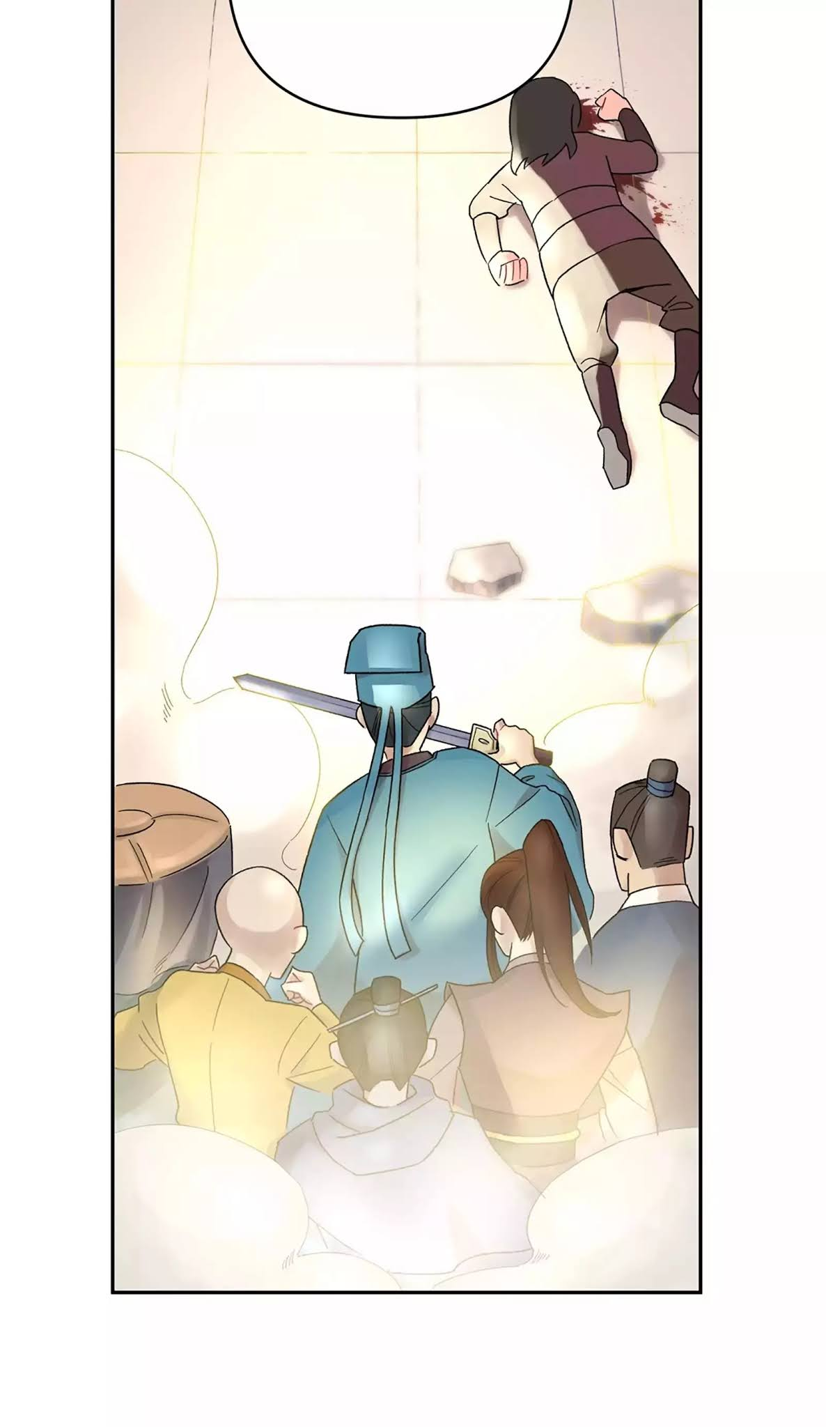Spoiler Manhua Busted! Darklord 3