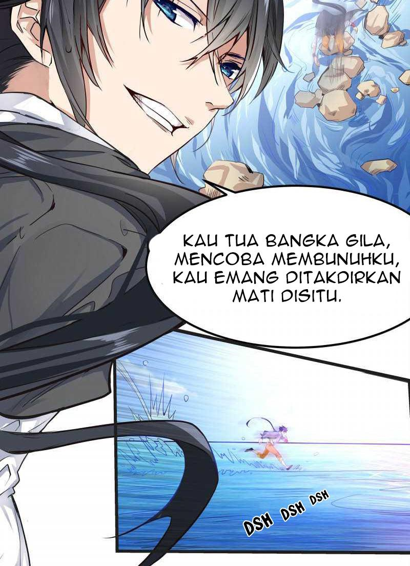 Spoiler Manhua First Rate Master 1
