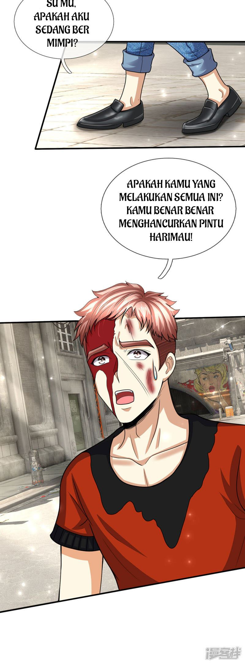 The Top Abandoned Young Chapter 62