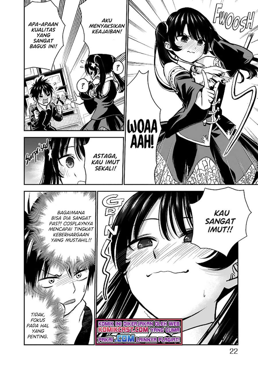 The Day I Started Fanboying for the Girl I Used to Dislike Chapter 00