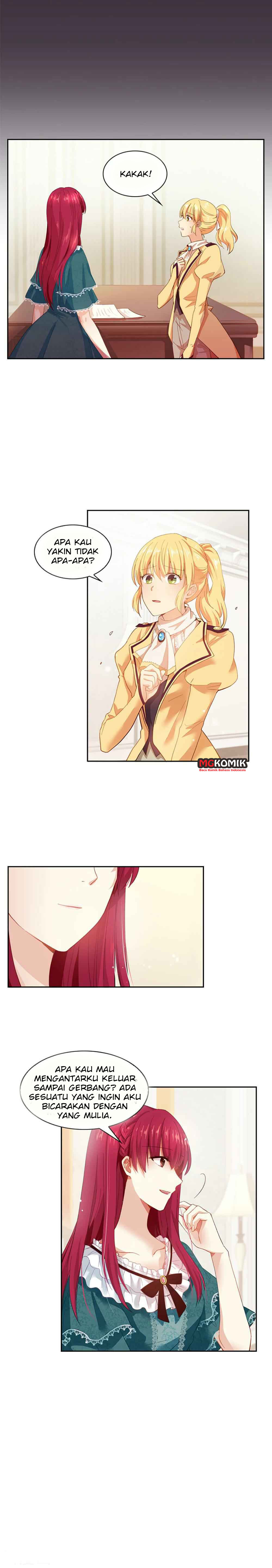 Spoiler Manhua The Evil Lady Will Change 2