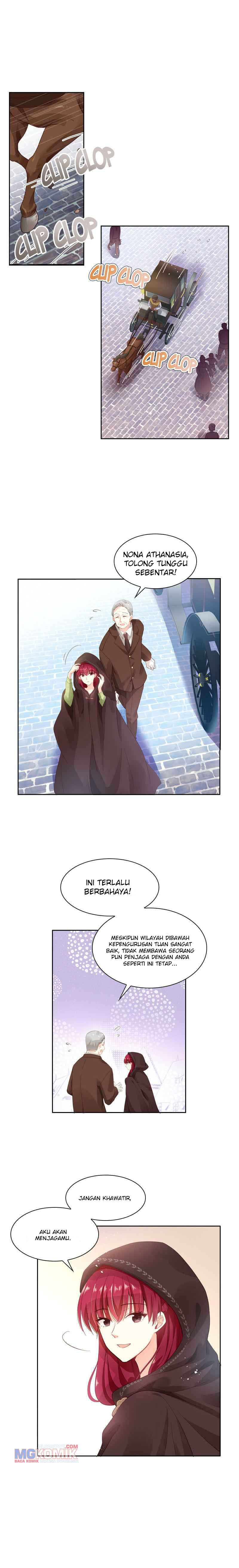 The Evil Lady Will Change Chapter 10