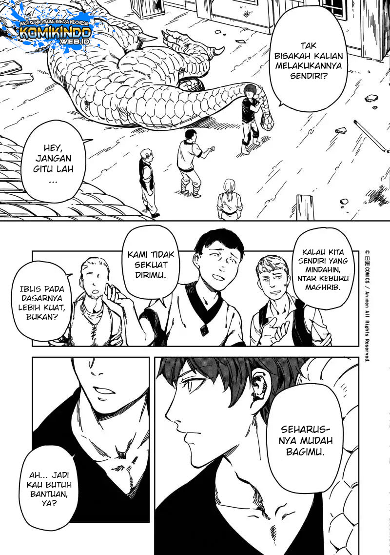 Retired Heroes Chapter 19
