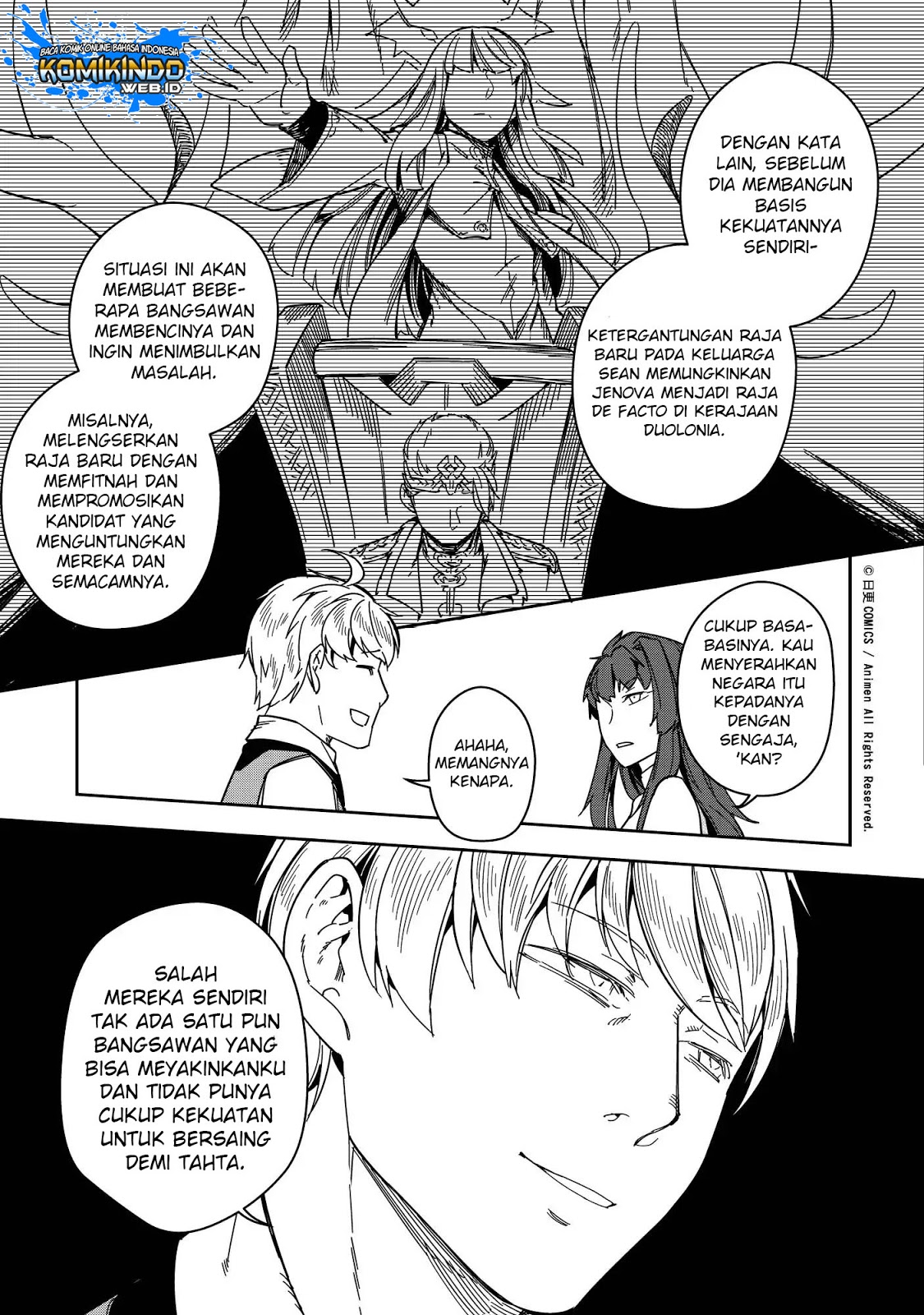 Retired Heroes Chapter 21