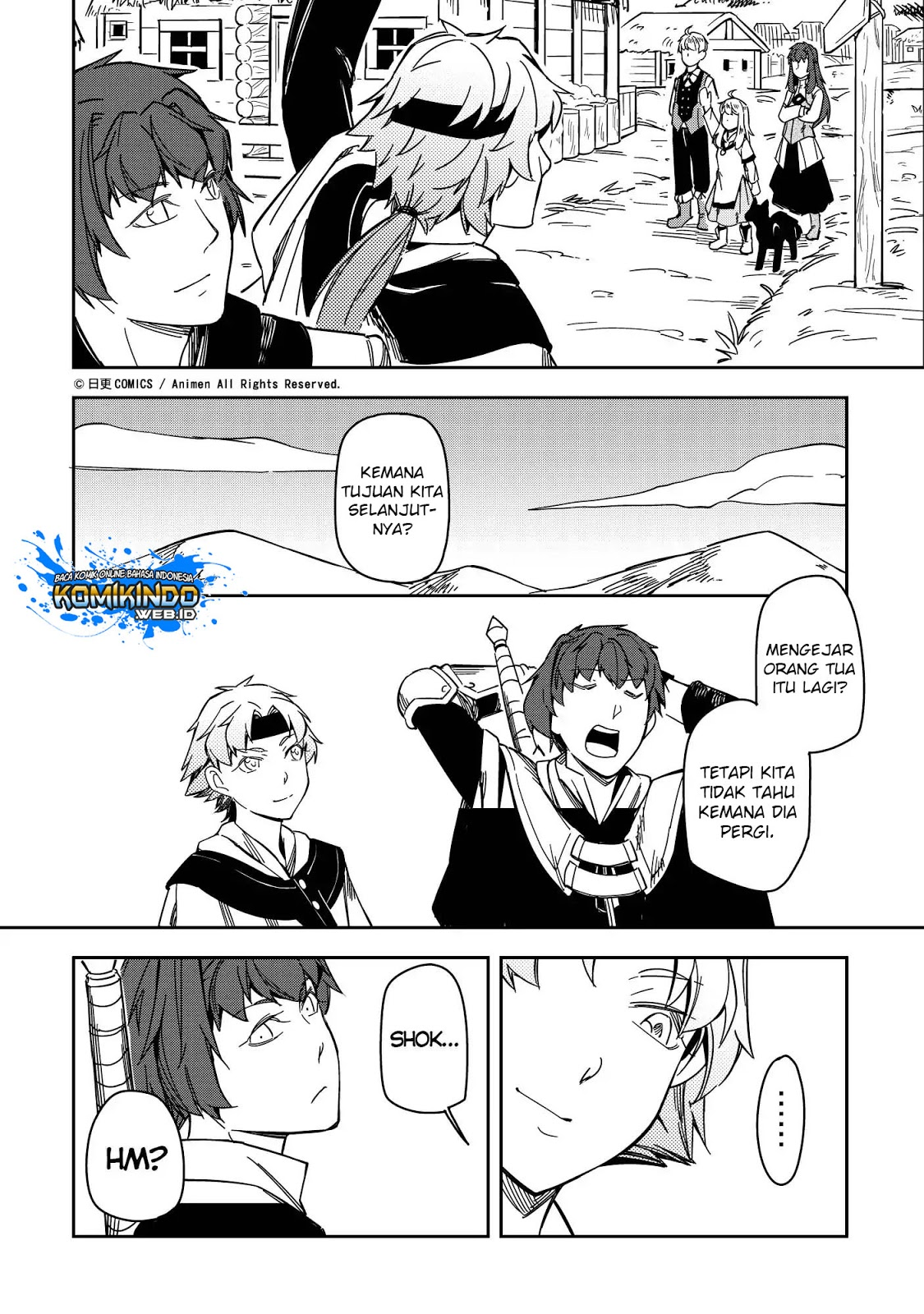 Retired Heroes Chapter 22