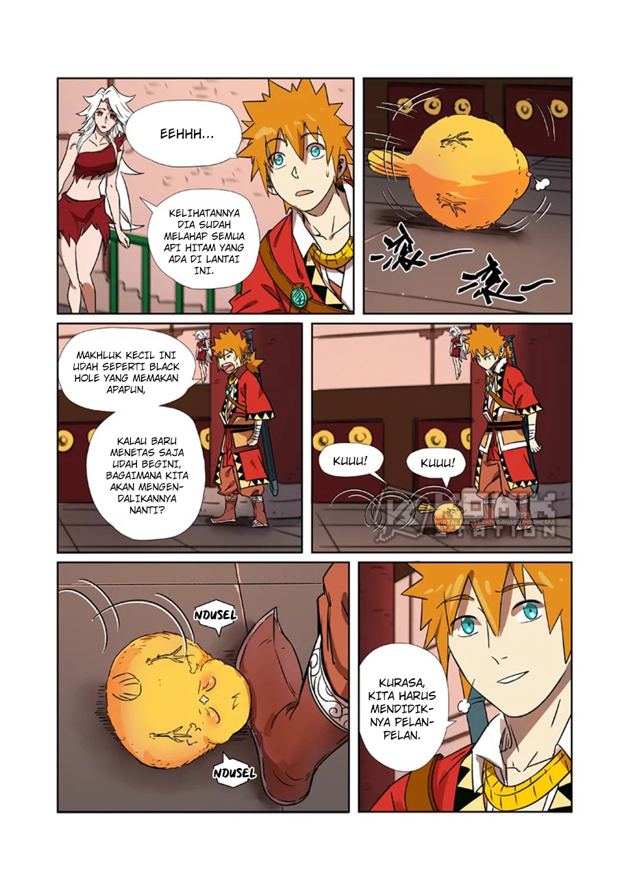 Tales of Demons and Gods Chapter 284.5