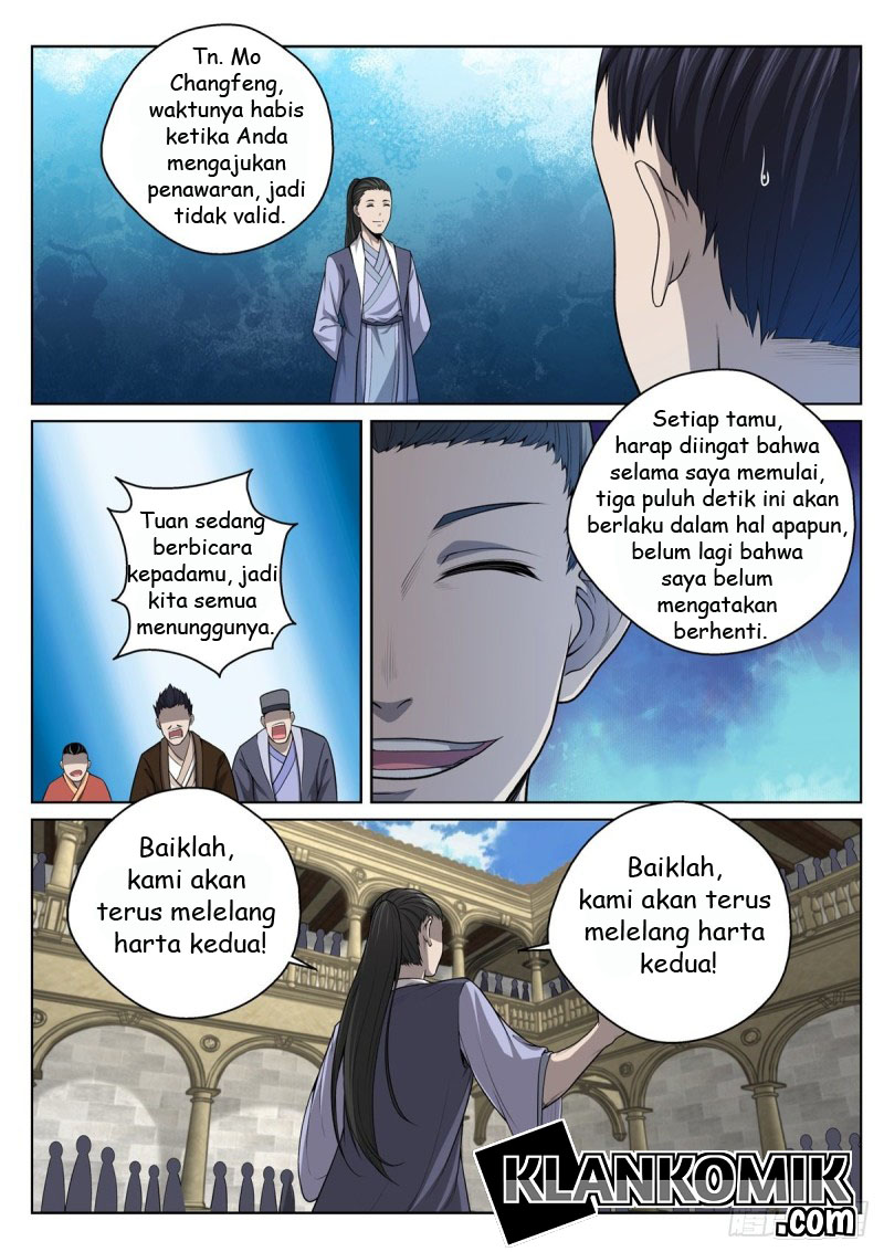 Extreme Mad Emperor System Chapter 15