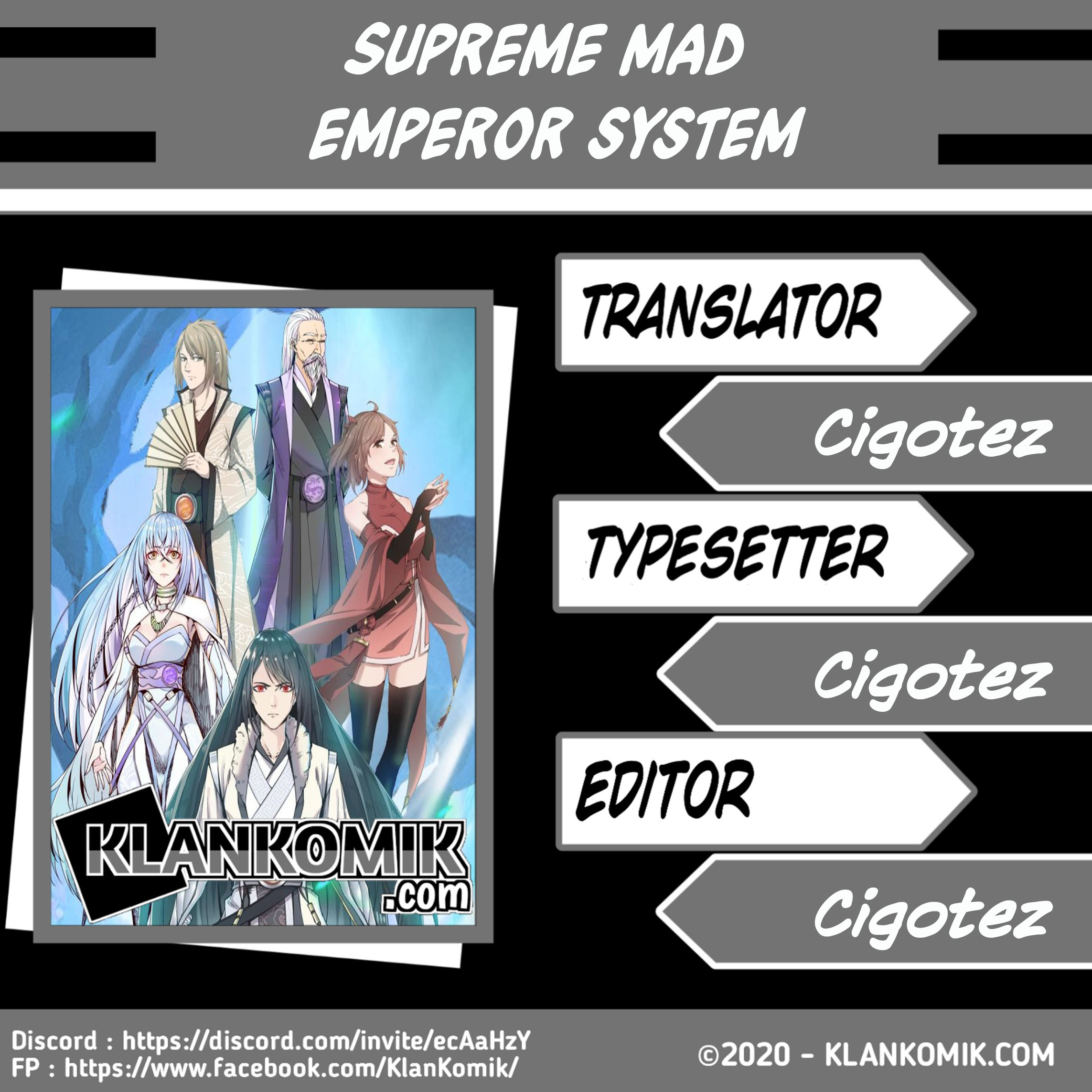 Extreme Mad Emperor System Chapter 22