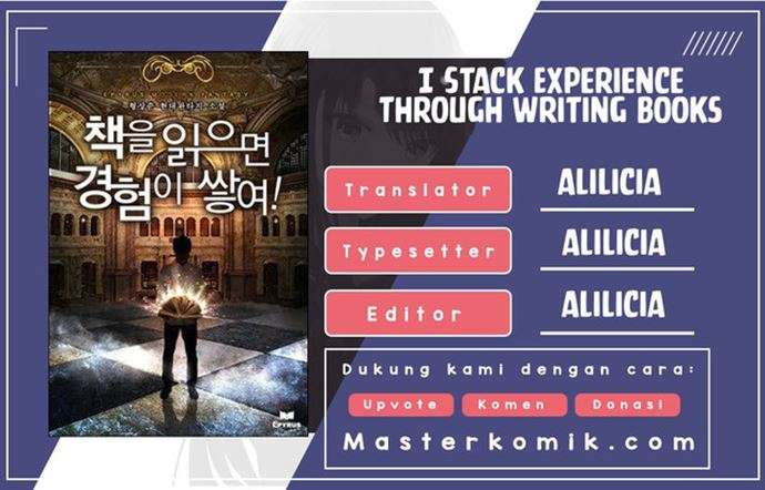 I Stack Experience Through Writing Books Chapter 123