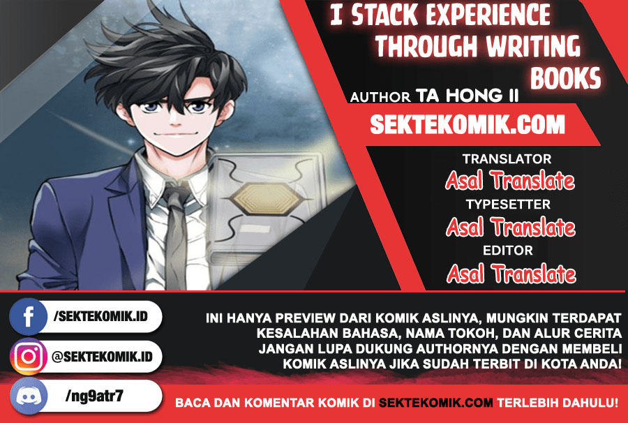 I Stack Experience Through Writing Books Chapter 76