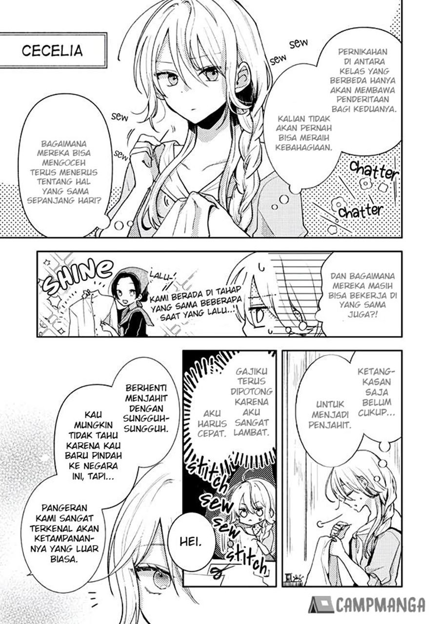 Spoiler Manga I Wouldn't Date a Prince Even If You Asked! The Banished Villainess Will Start Over With the Power of Magic~ 1