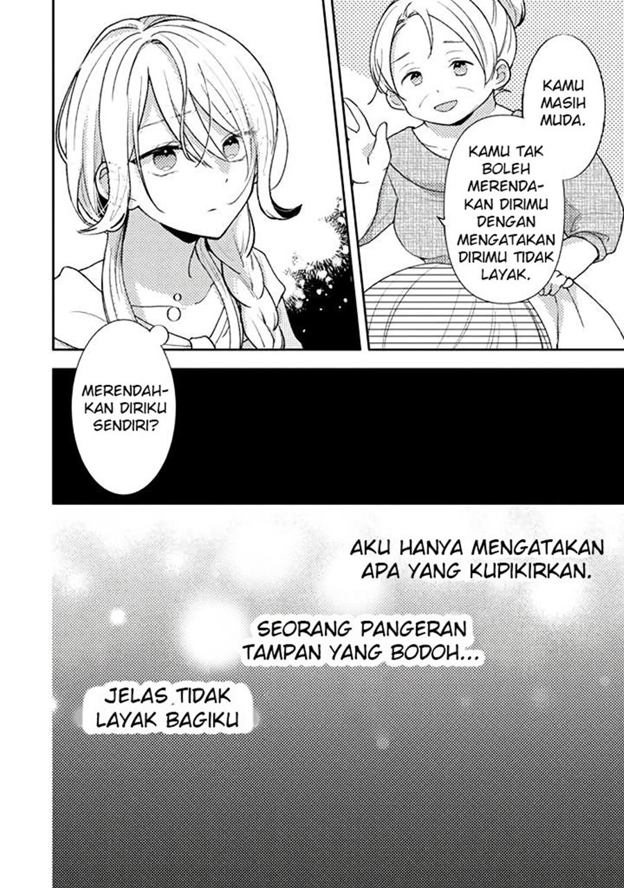 Spoiler Manga I Wouldn't Date a Prince Even If You Asked! The Banished Villainess Will Start Over With the Power of Magic~ 4
