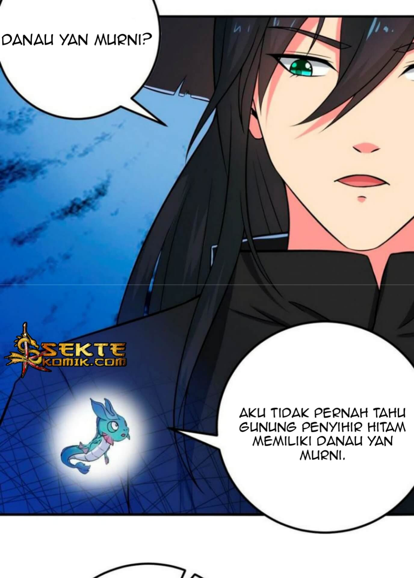 Devouring Eternity Chapter 7