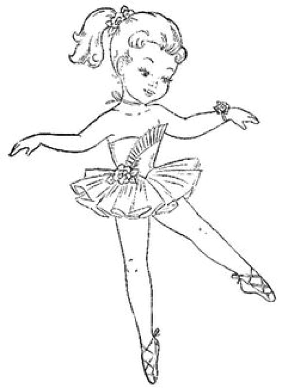 best of coloring page ballerina printable