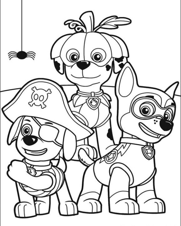 best of coloring page paw patrol free 2
