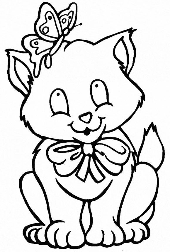 luxury coloring page cats hd