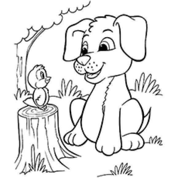 luxury coloring page puppies hd