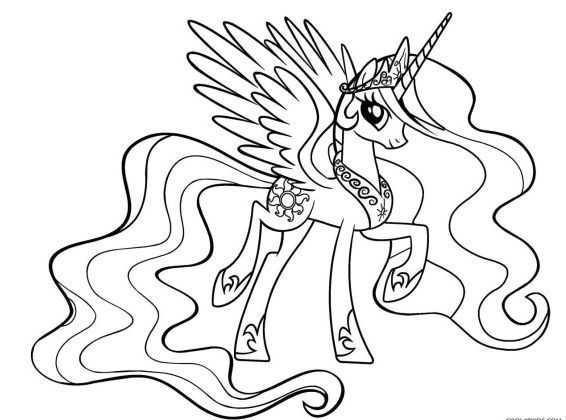 best of coloring pages my little pony 1