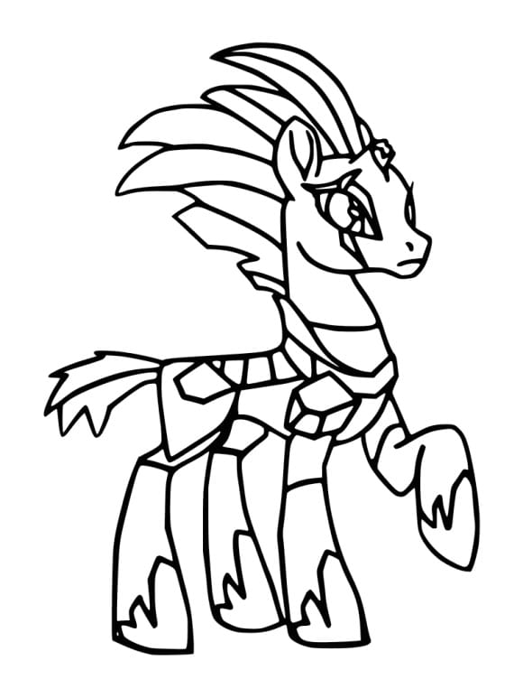 inspirational coloring pages my little pony
