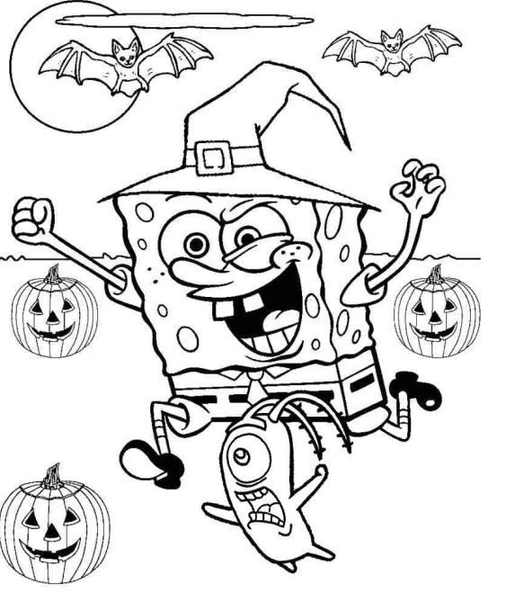 best of coloring page halloween hd 1
