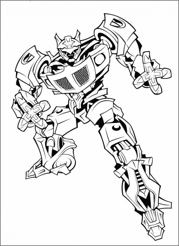 awesome bumble bee coloring page