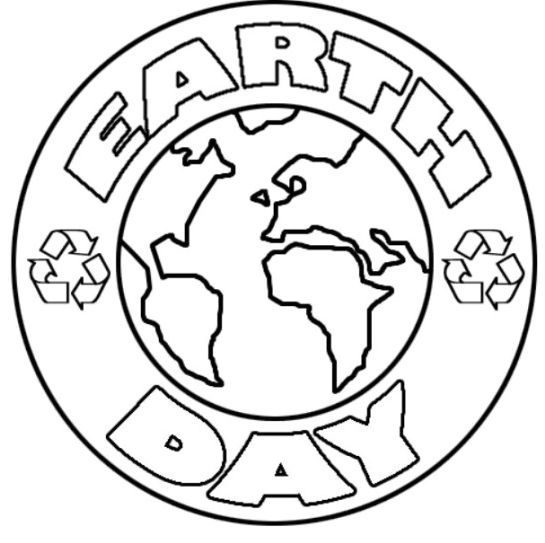 luxury earth day coloring pages