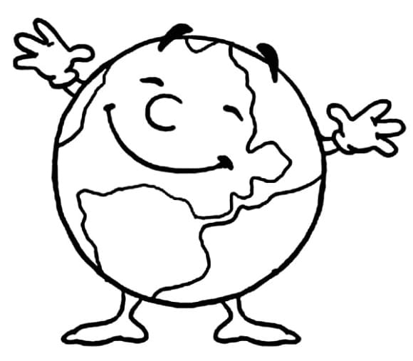 unique earth day coloring pages