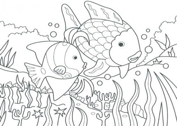 Under the Sea Coloring Pages