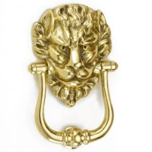 Croft Lions Head Knocker