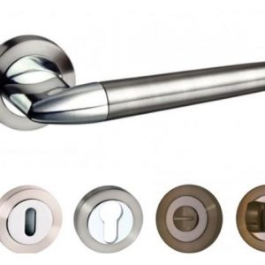 Toulon Lever Handles and Accessories SN/CP