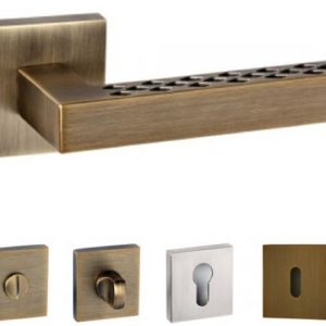 Pianni Lever Handles and Accessories WAB