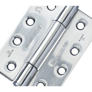 H207 Hi-Load Three Knuckle Concealed Bearing Butt Hinge
