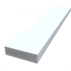 15x4mm Fire Only Intumescent Therm A Seal