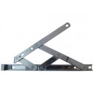 SS 10'' Defender Friction Hinge - Top Hung