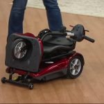 EV Rider Automatic Folding Scooter Review