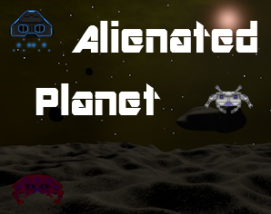 Alienated Planet Cover Image