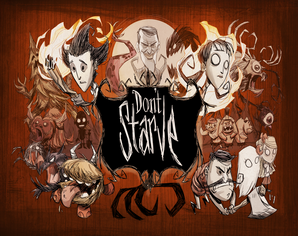 Dont Starve Cover