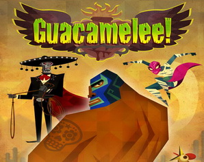 Guacamelee By Drinkbox Studios