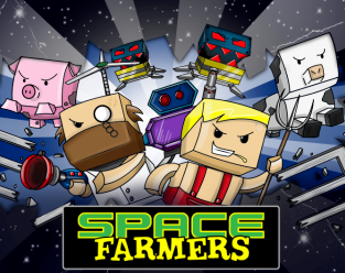 Space Farmers By Bumpkin Brothers