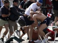 Competitive Football Violence At Euro 2016