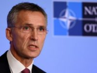 NATO's Jens Stoltenberg Toes The Line On Power And Politics
