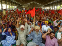Peasants Battle Cry For Land In Punjab
