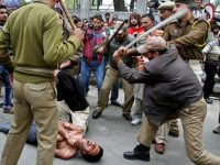 India Kashmir Protest