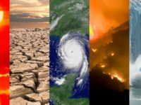Hot Hot Heat: New Data Shows World Is Baking In 2016