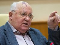 Mikhail Gorbachev Appeals For Sanity