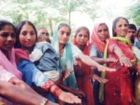 In Villages Women Hold The Reigns