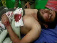 Ahwazi Student Beaten Unconscious By Iranian Regime Forces For Selling Flowers