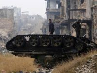 Battle For Aleppo Ends With Beseiged City In Syrian Government Control