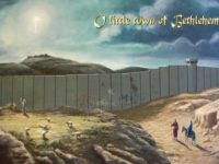 Peace. Goodwill And Joy On Earth At Christmas For Palestine