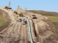 """""""DAPL was supposed to be so easy."""" (Photo via The Leap)"""